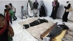 Corpo de Khadafi teria sido enterrado no deserto