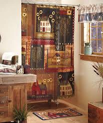 Country Living Room Curtains Primitive Bathroom Decor Sets Ideas 2017 2018 Pinterest