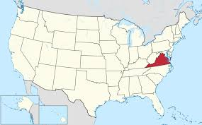 United States Map Major Cities by List Of Cities In Virginia Wikipedia