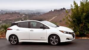 nissan leaf you plus 2018 nissan leaf packs more tech more range and a simple new look
