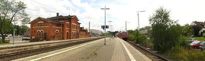 Neustadt am Rübenberge station