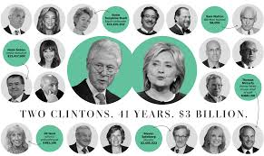Clinton Home State by 41 Years 3 Billion Inside The Clinton Donor Network