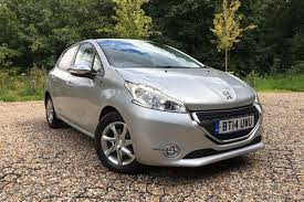 peugeot approved used 2014 peugeot 208 used car 7250 charters peugeot