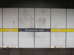 Munich Rosenheimer Platz station