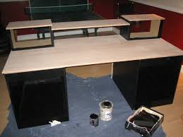 Custom Studio Desks by Furniture 13 Easy To Make Diy Desk Wood Woorking 1000 Images