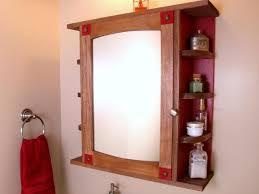 rustic red bathroom vanity towel cabinet porta columna 6128 red