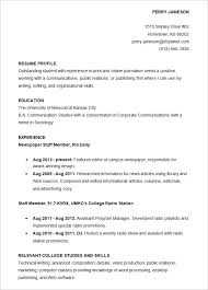Sample Staff Accountant Resume by Accounting Resume Template U2013 11 Free Samples Examples Format