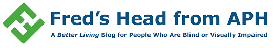 Fred     s Head from APH  a Blindness Blog  Quick Tip  BrailleBlaster     Fred s Head Blog