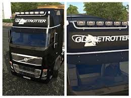 2009 volvo truck volvo 2009 new lightbox decal mod euro truck simulator 2 mods