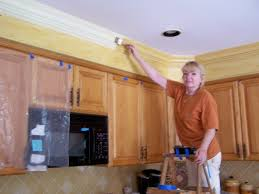 kitchen cabinet molding and trim ideas amys office
