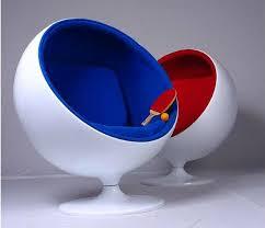 aliexpress com buy indoor modern fiberglass swivel round egg