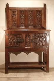 antique for sale royal medieval dressoir or dresser around 1500
