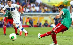 Pertandingan Meksiko vs Italia Piala Konfederasi