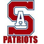 Southern Alamance Patriots Logo