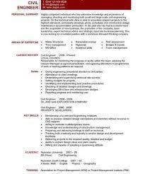 civil engineering resume examples stunning engineering resume examples 5 civil cv template