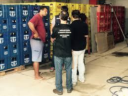 """""""Cerveja Fria"""": bebidas apreendidas no Estado vinham da Bahia ..."""