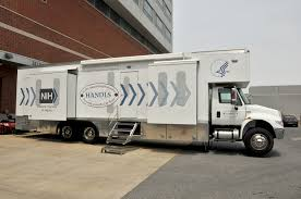 handls mobile research vehicles