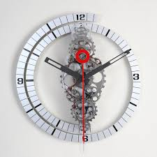 pristine wall clocks for design wall clocks spaces in modern wall