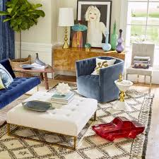 Jonathan Adler Home Decor by 10 Cheerful Winter Living Rooms By Jonathan Adler