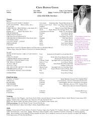 Resume Sample Pdf Free Download by Child Actor Resume Sample Free Resume Example And Writing Download