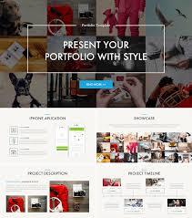 Powerpoint Portfolio Examples Best Powerpoint Templates For 2017 U2014 Improve Presentation