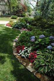 garden rockery ideas best 25 rock flower beds ideas on pinterest landscape stone