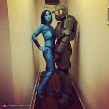 Halloween Halo Costumes Diy Master Chief Costume Photo 3 3