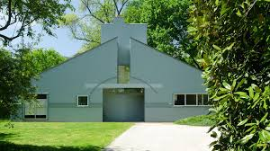 Pictures Of A House Vanna Venturi House Ten Buildings That Changed America Wttw