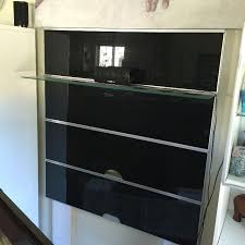Ikea Glass Shelves by Find More Ikea Framsta Besta Wall Panel With 1 Glass Shelf For