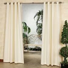 curtains home decor gazebo solid color indoor outdoor curtain panels
