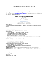Sample Resume For Mechanical Design Engineer by Sample Resume For Mechanical Design Engineer Free Resume Example