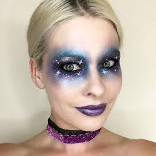 Halloween Makeup Application by 89 Best Halloween Makeup Ideas On Instagram In 2017 Glamour