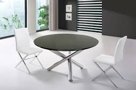 Contemporary Dining Room Sets Modern Round Dining Table