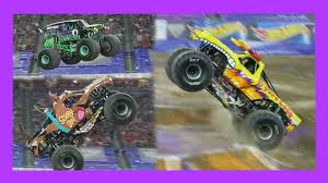 monster truck show discount code crazy monster jam freestyle day 1652 youtube