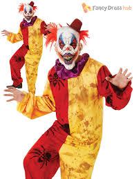 halloween costume mask mens killer clown jester costume mask halloween circus evil