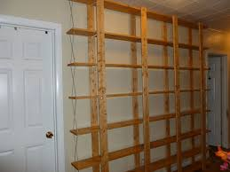 Wood Shelf Plans Free by Cheap Easy Low Waste Bookshelf Plans 5 Steps With Pictures