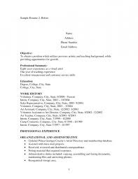 Sample Career Objectives For Resumes by Stay At Home Mum Career Objective Resume Template Example