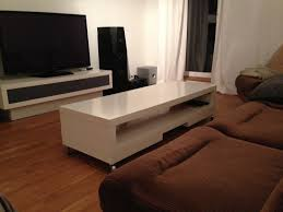 Ikea Dining Table Hacks Lack Tv Unit Again Coffee Table Ikea Hackers Ikea Hackers