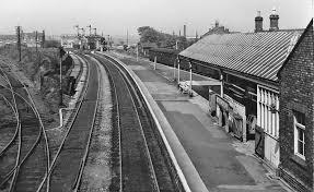 Bedlington railway station