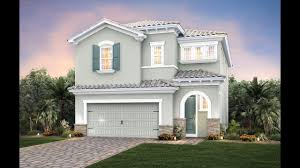 new homes by pulte homes u2013 alexander floor plan youtube