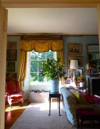 English Country Home Decor The Drawing Room At Trematon Castle Cornwall From The Wonderful
