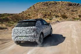 2018 volkswagen t roc first drive review motor trend