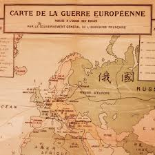 Europe After Ww1 Map by The Great War And Modern Mapping Wwi In The Map Division The