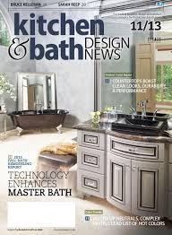 designer kitchen and bathroom magazine