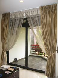 window treatment for glass door choosing curtains for sliding glass doors style and
