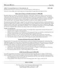 Liaison Resume Sample by Cio Chief Information Officer Resume