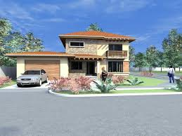 House Plan With Basement by House Plans House Model With Basement And Garage Youtube