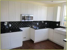 Small Kitchen Backsplash Ideas by Small Black Subway Tile Kitchen Backsplash Rberrylaw Ideas For