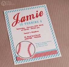 Sport Invitation Card Diy Printable Invitation Card Sport Baseball Birthday Party