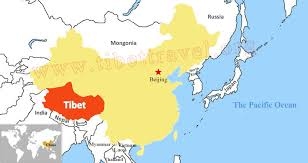 Jordan Country Map Where Is Tibet Located On Map Of China Asia And World